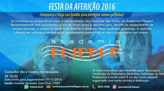 Festa da Aferição da Natação 2016