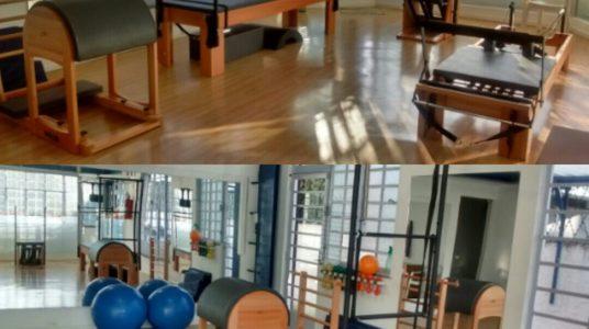 Um estúdio de Pilates novinho para você!