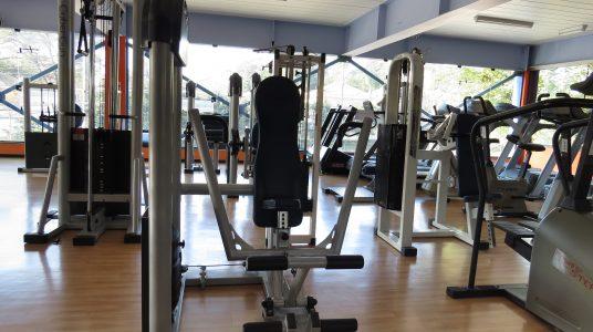Promoção de Musculação